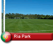 Ria Park Professional Football Training Centre in Portugal